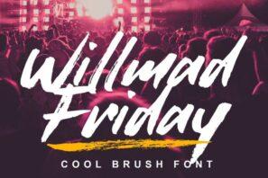Willmad Friday