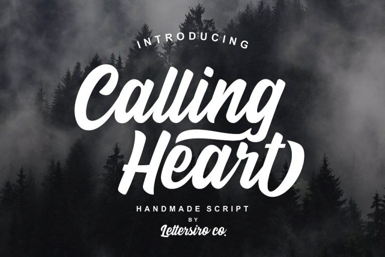 Preview image of Calling Heart