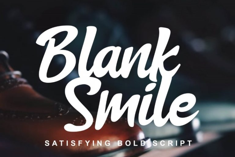 Preview image of Blank Smile
