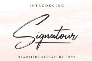 Signatour